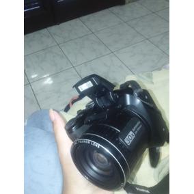 Câmera Semi Profissional Fujifilm S4800