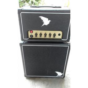 Amplificador Valvulado Baseado Marshall Plexi 18 Watts