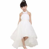 Hermoso Vestido Para Primera Comunio Blanco