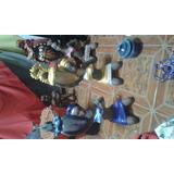 Santeria, Representaciones De Las Orishas Oshun, Oya, Yemaya