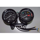 Painel Completo Honda Cg125 Bolinha 79 A 82 Ml125 C/ Suporte