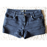 Mango Short Talla 40, Jeans Negros