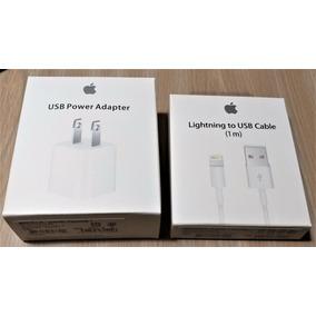 Cargador Apple Original Iphone 6 6s Plus 5 Sc Ipad Mini
