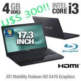 Notebook Core I3 Usada