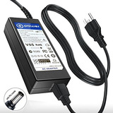 T-power 19v Ac Dc Adaptador Para Samsung A Fdy Un32j Un22h