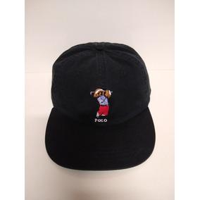 Bone Polo Ralph Lauren Bear - Bonés Ralph Lauren Masculino Preto no ... 94f2db40536