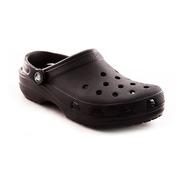 Zueco Crocs Classic Clog Negro Hombre