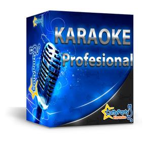 Pistas Karaoke Empresarial Profesional Canciones Nuevas2017