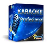 Pistas Karaoke Empresarial Profesional Canciones Nuevas2018