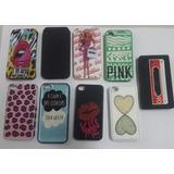 Kit 9 Capinhas Capa Case Iphone 4 4s Varios Modelos Barato