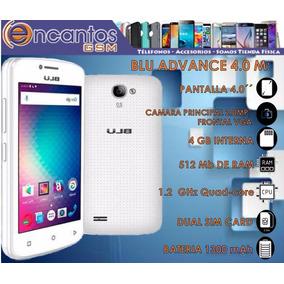 Blu Advance 4.0m Dual Sim Liberado Tienda Fisica100%original