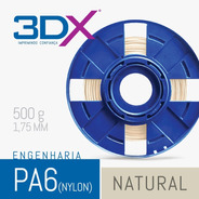 Filamento Pa 1,75 Mm | 500g Natural (nylon)