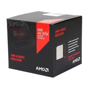 Processador Amd A10 7870k Black Edition (fm2+) 4.1 Ghz Box -