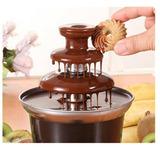 Cascata De Chocolate 3 Andares Fonte De Chocolate E Fondue