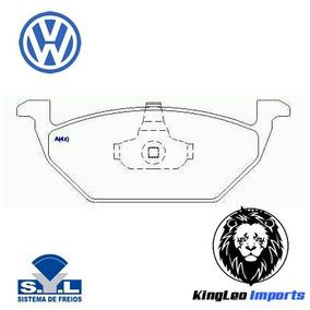 Pastilha De Freio Dianteira Audi A3 1.8 Vw Golf 1.6 2.0 Asp