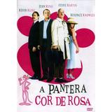 A Pantera Cor De Rosa Aventura Comedia Dvd Orig Novo Lacrado