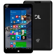 Tablet Dl Winpad 800 Tp302 Tela 8, 64bits, 16gb - Preto