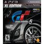 Ps3 Gran Turismo 5 Xl Edición
