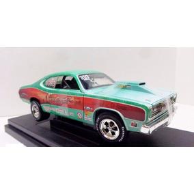 1971 Plymouth Duster Pro Stock Mopar Champions 1/18 Ertl