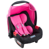 Bebê Conforto Touring Evolution Se 0 À 13kg Rosa - Burigotto