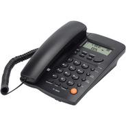 Teléfono Fijo Tc-9200 Homedesk Altavoz Identif. De Llamadas