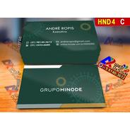 1.000 Cartão De Visita Grupo Hinode +500 Lindos Modelos
