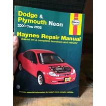 Manual Hilton De Reparación Dodge Neón