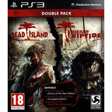 Dead Island Franchise Pack Ps3 Digital Tenelo Hoy!!