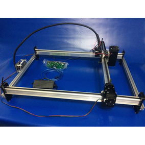 Maquina Laser Led Grav Corte Mdf 11w 500x500mm