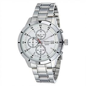 Reloj Nuevo Seiko Chrono Sks557p1 Entrega Inmediata