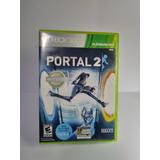 Juego Portal 2 (platinium Hits) Xbox 360