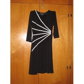 Vestido De Fiesta O Casual. Usado, Talla 4p.
