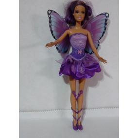 Barbie - Butterfly E A Princesa Fairy Lilás - Mattel