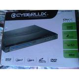 Dvd Marca Cyberlux, Com Puerto Usb Y Kareoke Nuevo