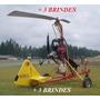 Projeto Girocóptero Ultraleve Trike Rotax + 3 Brindes !