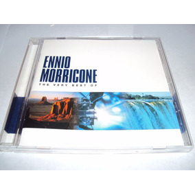 Ennio Morricone - The Very Best - Cd Made In Europe 2000