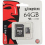 Cartao Memoria Kingston Micro Sdxc 64gb Sd