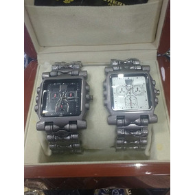 56f05d83518 Relogio De Tanque Para Motos - Relógios De Pulso no Mercado Livre Brasil