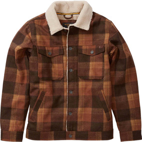 Campera Barlow Plaid Jacket