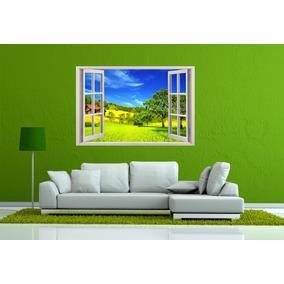 Vinilos de paisajes para pared vinilos decorativos en for Vinilos pared paisajes