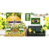 Kit Completo Torcida Copa 2018 Festcolor Acessório