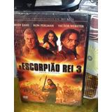 Dvd O Escorpião Rei 3