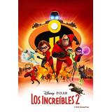 Los Increibles 2 - Full Hd Blu-ray 1080p