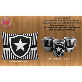 Almofada Botafogo - Almofadas Decorativas no Mercado Livre Brasil 9880d5cf8f662