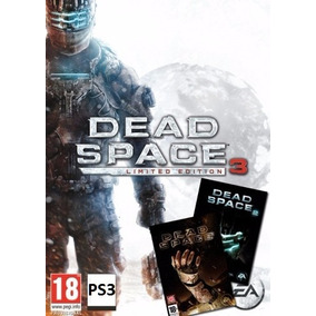 Dead Space Trilogy Ps3 Español Lgames