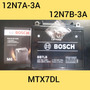Bateria Bosch Motomel Skua 150 12n7a-3a Deltoya Motos