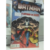 Gibi Dc - Batman - O Retorno De Bane! - Maio/1999 - 31