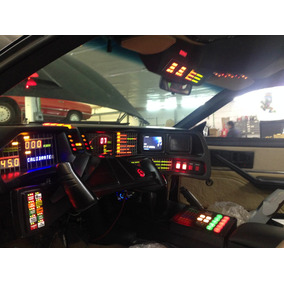 Tablero Knight Rider Kitt Con Electronicos 2tv, Trans Am