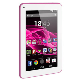 Tablet M7s Quad Core Wi-fi Rosa