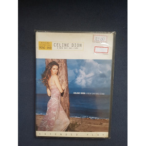 Celine Dion - A Nwe Day Has Come - Dvd Original